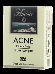 Akne Mineral Seife